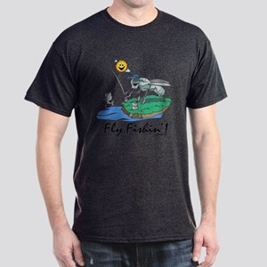 FLY FISHIN' Dark T-Shirt