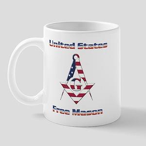 U.S. Mason Mug