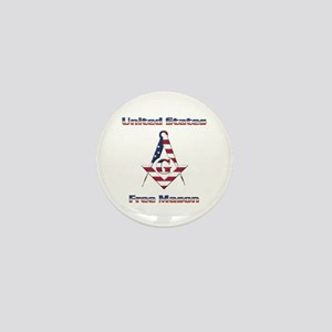 U.S. Mason Mini Button