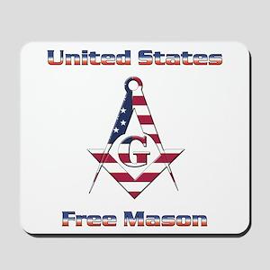 U.S. Mason Mousepad