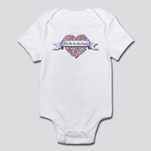 Love My Ham Radio Operator Infant Bodysuit