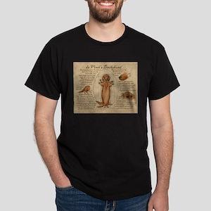 LH Da Vinci Doxie Dark T-Shirt