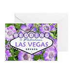 WEDDING In Fabulous Las Vegas Floral Cards 10