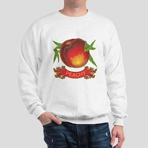 Peachy Sweatshirt