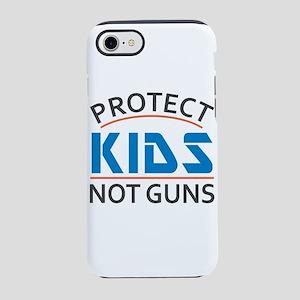 Protect Kids Not Guns Gun Co iPhone 8/7 Tough Case