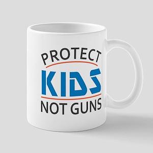 Protect Kids Not Guns Gun Contro 11 oz Ceramic Mug