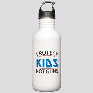 Protect Kids Not Guns Stainless Water Bottle 1.0L