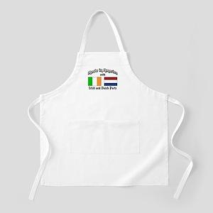 Irish-Dutch BBQ Apron