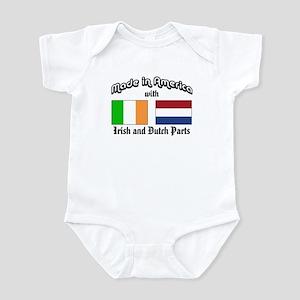 Irish-Dutch Infant Bodysuit