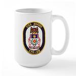 USS BOONE Large Mug