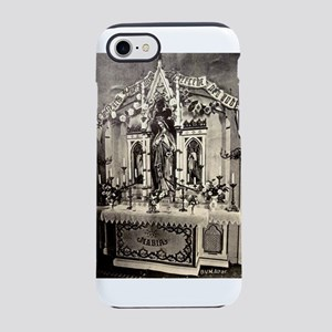 Blessed Virgin Mary Altar iPhone 8/7 Tough Case