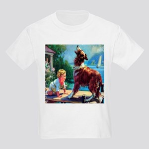 Protector Collie  Kids T-Shirt