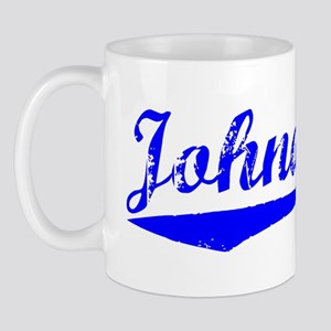 Vintage Johnathan (Blue) Mug