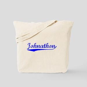 Vintage Johnathon (Blue) Tote Bag
