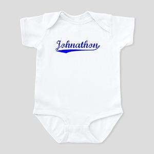 Vintage Johnathon (Blue) Infant Bodysuit