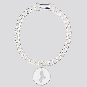 Summer clearwater- flori Charm Bracelet, One Charm