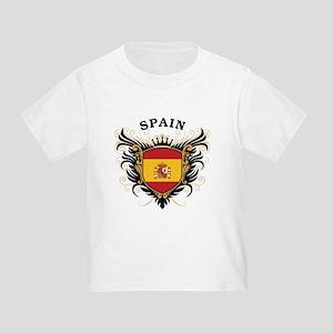 Spain Toddler T-Shirt