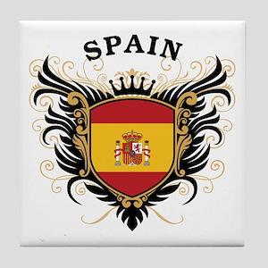 Spain Tile Coaster