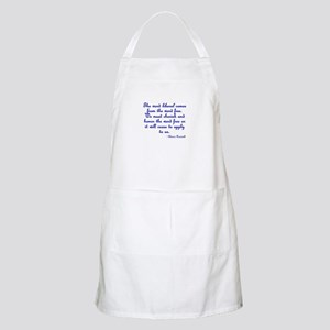 The Word Liberal BBQ Apron