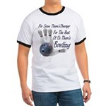 Bowling Therapy Ringer T