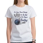Bowling Therapy Women's T-Shirt