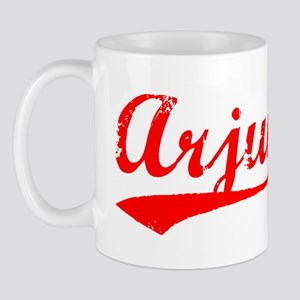 Vintage Arjun (Red) Mug