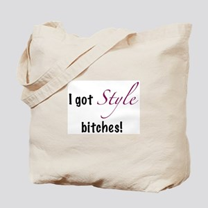 Got Style Tote Bag