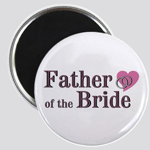 Father of Bride II Magnet