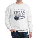 Bowling Therapy Sweatshirt