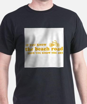 If You Know the Beach Road T-Shirt