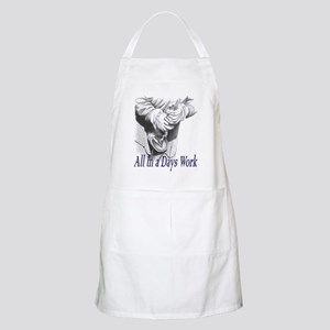 All in a Days Work BBQ Apron