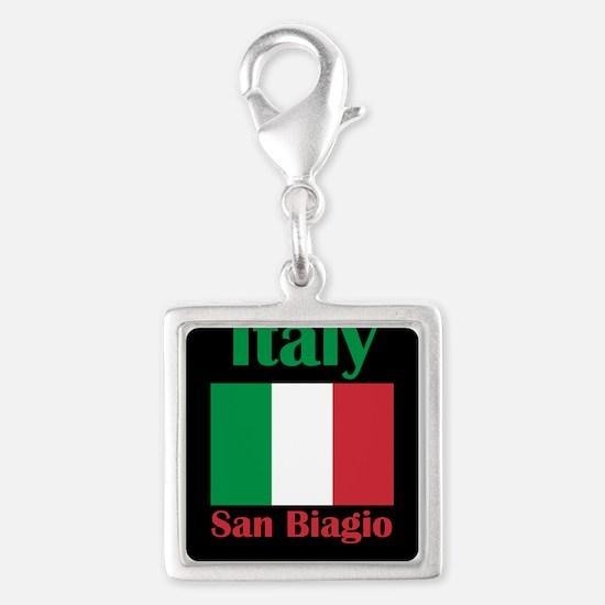 San Biagio Italy Charms