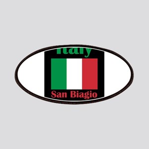 San Biagio Italy Patch