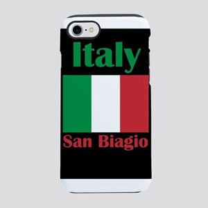 San Biagio Italy iPhone 8/7 Tough Case