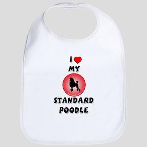 Standard Poodle Bib
