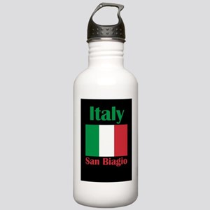 San Biagio Italy Water Bottle