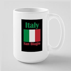 San Biagio Italy Mugs
