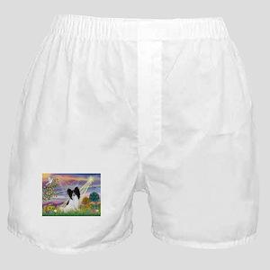 Cloud Angel & Papillon Boxer Shorts