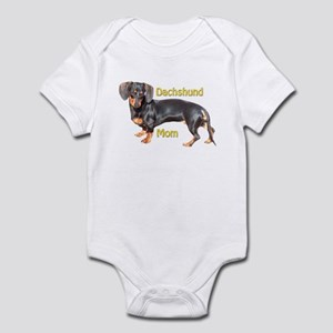 Dachshund Mom Infant Bodysuit