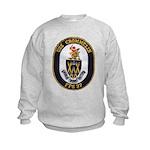 USS CROMMELIN Kids Sweatshirt