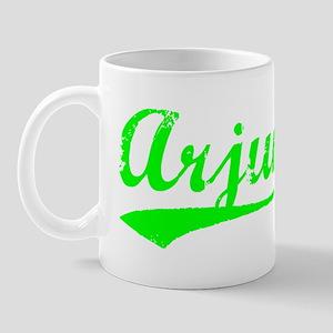 Vintage Arjun (Green) Mug