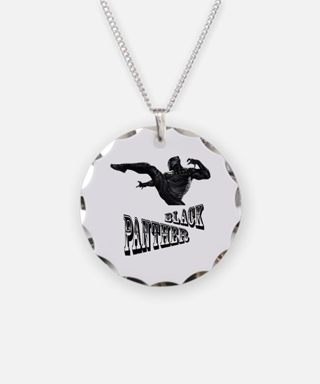 Cool Panther Necklace
