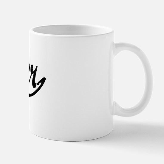 Vintage Bauer (Black) Mug