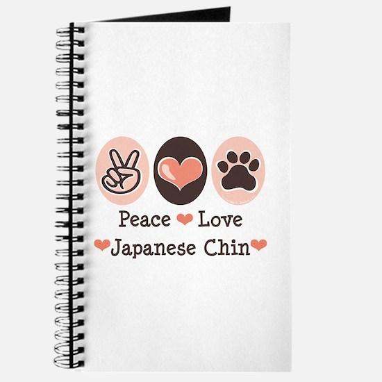 Peace Love Japanese Chin Journal