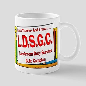LDSGC! (Red) Mug