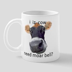 I Iz Cow Mug