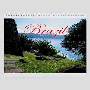 Brazil Wall Calendar