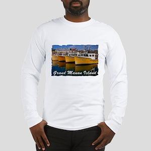 Grand Manan Island Long Sleeve T-Shirt