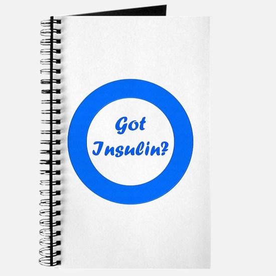 Got Insulin Journal