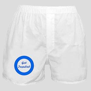Got Insulin Boxer Shorts